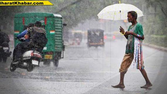 मौसम विभाग की तरफ से अगले 48 घंटे में उत्तराखंड और हिमाचल में भारी बारिश की चेतावनी