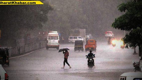 उत्तराखंड में अगले तीन दिन भारी बारिश होने की संभावना, मौसम विभाग ने जारी किया अलर्ट