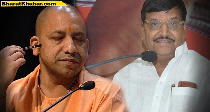 शिवपाल ने किया योगी सरकार पर वार कहा, यूपी में बढ़ चुका है 10 गुना भ्रष्टाचार