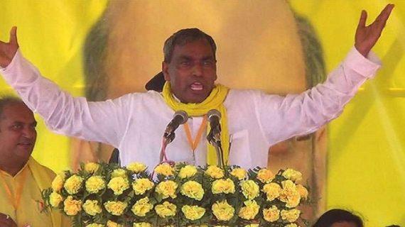 मंत्री राजभर ने मोदी सरकार को किया आगाह कहा- महंगाई के कारण जा चुकी हैं कई सरकारें