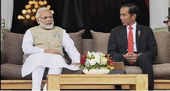 Modi Indonesia Visit बीजेपी की बड़ी चूक, इंडोनेशिया के 'राष्ट्रपति' को बताया 'प्रधानमंत्री', सोशल मीडिया पर हो रही जमकर खिंचाई