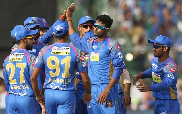 Rajasthan Royals 5 राजस्थान ने पंजाब को चटाई धूल, पंजाब ने किया ऑरेंज और पर्पल कैप कब्जा
