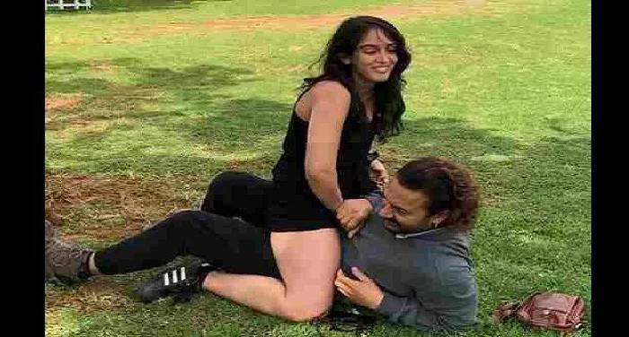 आमिर खान ने बेटी संग शेयर की ऐसी फोटो, लोगों ने कहा कुछ तो शर्म करों