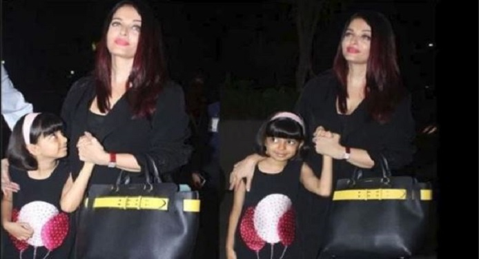 aishwarya VIDEO: बेटी आराध्या के साथ Cannes के लिए निकलीं एशवर्या, आज रेड कार्पेट पर बिखेरेंगी जलवा