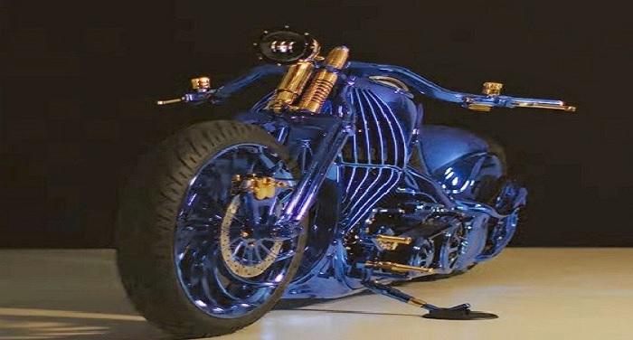 हार्ले-डेविडसन का ब्लू एडिशन ने तैयार की सबसे मंहगी बाइक, जानिए कीमत