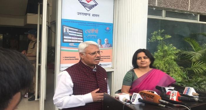 मुख्यमंत्री रावत ने की विद्युत विभाग की योजनाओं की समीक्षा