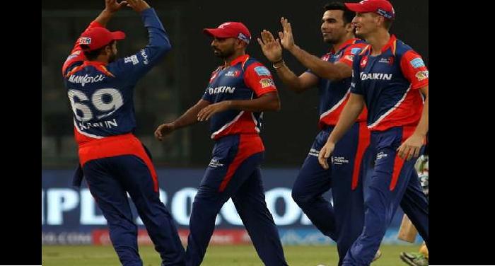 IPL 2018: दिल्ली में दिखी DD की दिलेरी, चेन्नई सुपरकिंग्स को 34 रनों से हराया