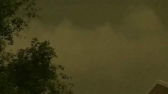 मौसम विभाग ने दी जानकारी, आज बारिश के साथ आ सकता है आंधी-तूफान