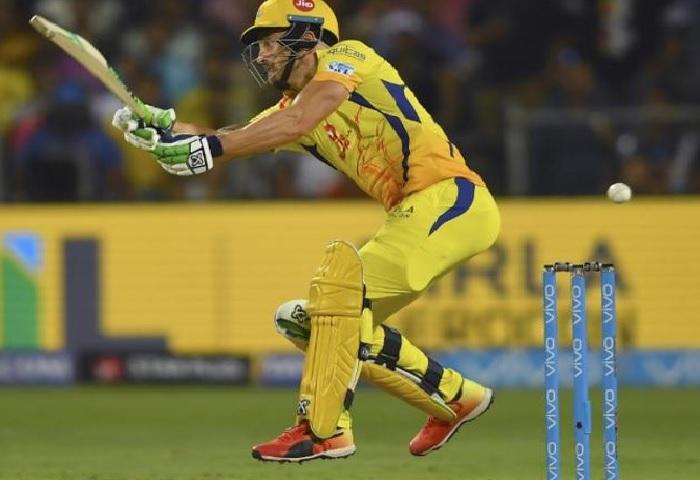 dupleaisi डुपलेसिस की शानदार पारी के दम पर IPL के फाइनल में पहुंची चेन्नई