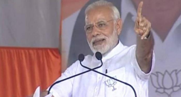 कर्नाटक के बीजापुर में पीएम मोदी ने किया जनसभा को संबोधित, जाने क्या कहा
