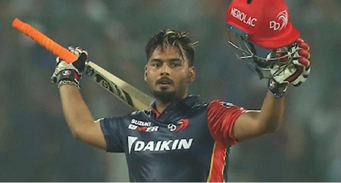 reshabh pant दिल्ली के विकेटकीपर बल्लेबाज़ रिषभ पंत ने एक ऐसा रिकॉर्ड बनाया, जो किसी ने नहीं बनाया