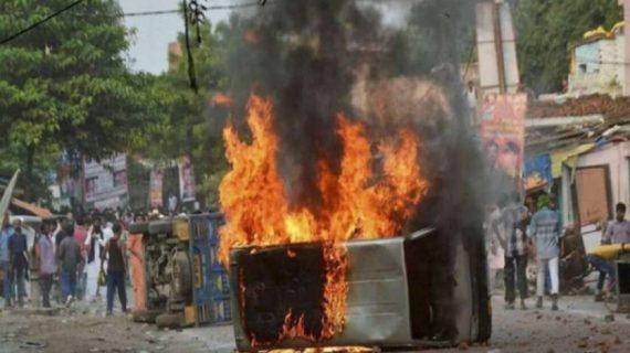 महाराष्ट्र के औरंगाबाद में दो गुटों के बीच हिंसक झड़प, इलाके में 144 लागू