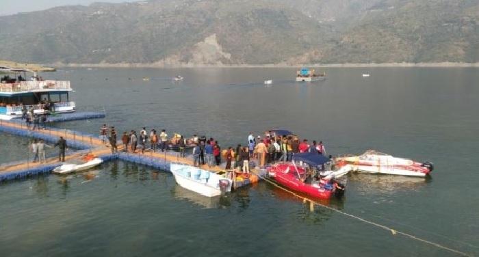 टिहरी झील महोत्सव उत्तराखण्ड पर्यटन और जिला प्रशासन टिहरी आयोजित किया जा रहा