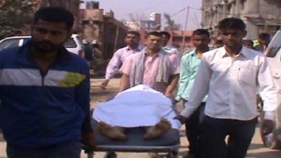 राजस्थानः भरतपुर के नगर कस्बे में दो पक्षों में हुई फायरिंग में एक की मौत दो घायल