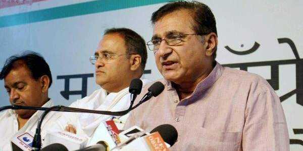अगर मध्य प्रदेश में कांग्रेस जीतती है तो डिप्टी सीएम का पद दलित को मिलेगा