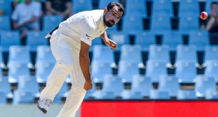 अफगानिस्तान टेस्ट में शमी की जगह तेज गेंदबाज नवदीप सैनी शामिल हुए