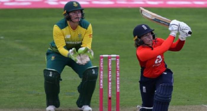 WOMEN इंग्लैंड की महिला क्रिकेट टीम ने टी-20 इंटरनेशनल में सर्वाधिक रनों का रिकॉर्ड तोड़ा