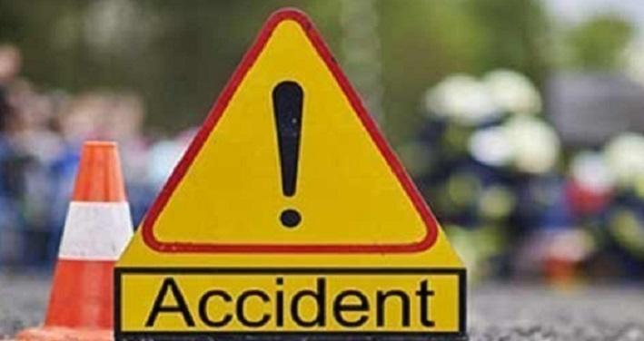 accident 1 सड़क हादसे में दो युवकों की मौत, नशे में होने की आशंका