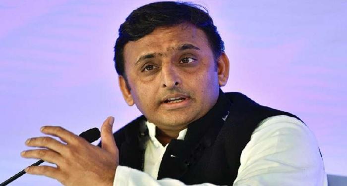 akhilesh new अखिलेश यादव ने बीजेपी पर किया हमला कहा, बीजेपी को नहीं है युवाओं की चिंता