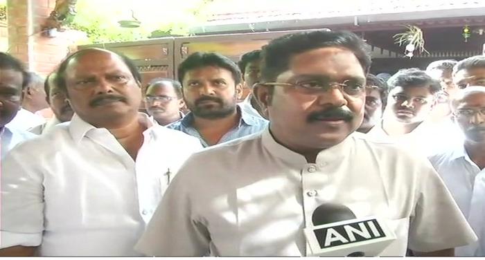 ani तमिलनाडु हाईकोर्ट के जजों की अलग-अलग राय, 18 बागी विधायकों को मिली राहत