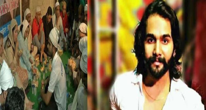 ankit 5 महीने बाद अंकित सक्सेना के घरवालों ने रमजान के महीने में इफ्तार पार्टी का आयोजन किया
