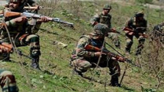 जम्मू-कश्मीरः बांदीपुरा में सुरक्षाबलों ने दो आतंकियों को किया ढ़ेर,एक जवान शहीद