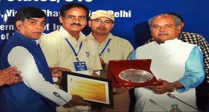 विज्ञान भवन नई दिल्ली में निगरानी समिति की दूसरी वर्षगॉठ के अवसर पर आयोजित बैठक