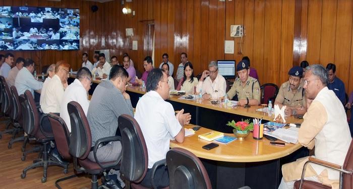 किसी भी सम्भावित आपदा से निपटने की हो पूरी तैयारी: मुख्यमंत्री त्रिवेंद्र सिंह रावत