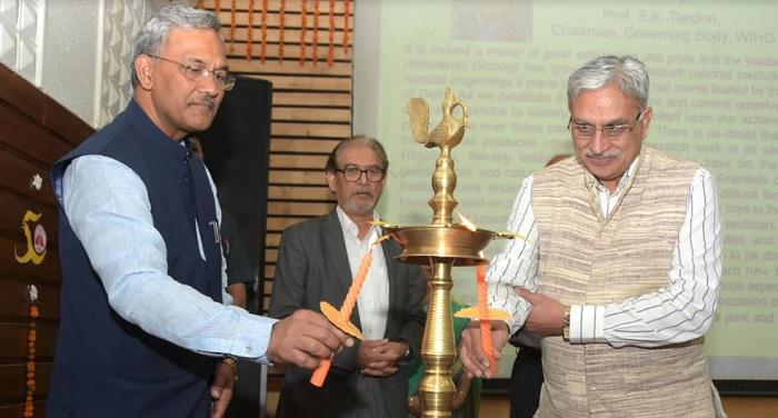 हिमालय और पर्यावरण संरक्षण के लिए मिल जुलकर करने होंगे प्रयास: सीएम रावत
