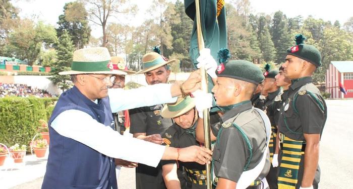 cm rawat 7 1 भारतीय सैनिकों की वीरता पर देश को नाज: मुख्यमंत्री त्रिवेन्द्र सिंह रावत