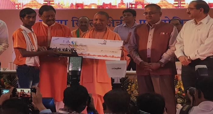 डॉ.पंकज कुमार पाण्डेय के नेतृत्व में पहली बार कौशल प्रतियोगिता का आयोजन किया
