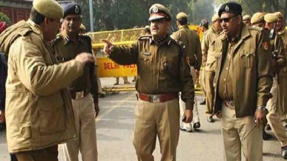 दिल्ली पुलिस और भारती गैंग के बीच जमकर मुठभेड़, 4 बदमाश ढेर