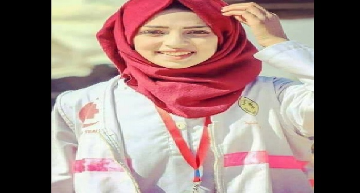 इजरीयली सेना ने की फिलीस्तीनी महिला नर्स की गोली मारकर हत्या, घायलों की कर रही ती मदद