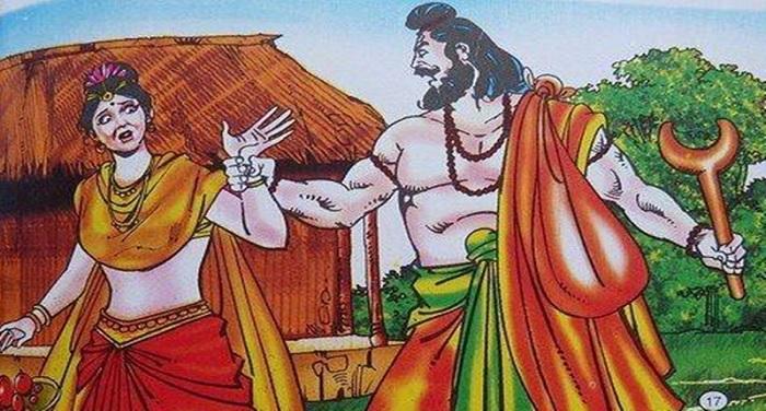 gujarata school गुजरात: 12वीं के छात्रों को दिया जा रहा अजीबोगरीब ज्ञान, 'सीता का अपहरण रावण ने नहीं, राम ने किया था'