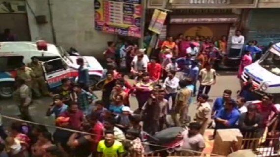 नहीं थमा रूपाणी राज में अपराधों का सिलसिला