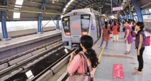 metro 1 दिल्ली में मेट्रो दौड़ने के लिए हुई तैयार, इस दिन खुलने जा रही मेट्रो..