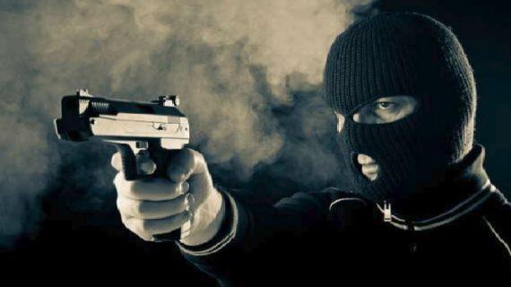 नकाबपोश बदमाशों ने बैंक से लूटे 1.52 लाख रुपए की नकदी, मौके से फरार