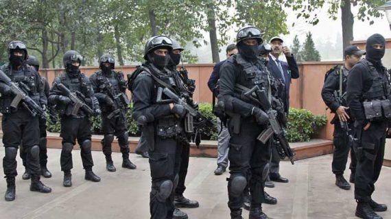 कश्मीर मे तैनात होंगे एन.एस.जी कमांडो