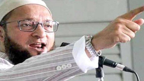 औवेसी ने पीएम मोदी और अमित शाह को हैदराबाद से चुनाव लड़ने की दी चुनौती