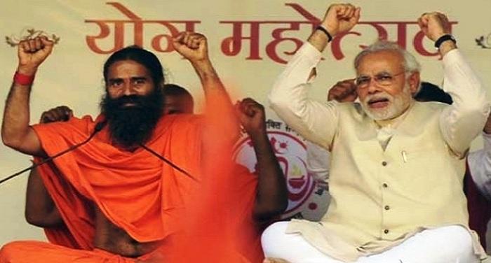 प्रधानमंत्री नरेंद्र मोदी ने चार साल में भारत के सम्मान को पूरी दुनिया में बढ़ाया: बाबा रामदेव