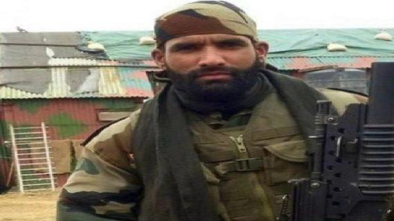 पुलवामा जिले जिले से अगवा जवान की आतंकियों ने की हत्या, शव बरामद