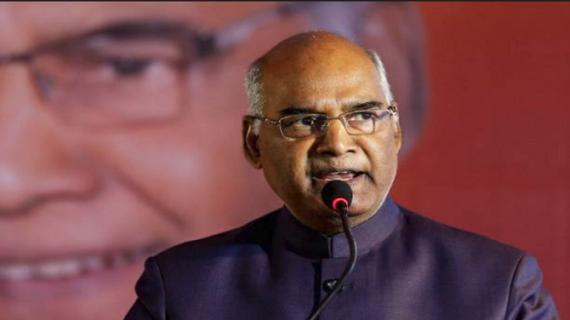राष्ट्रपति कोविंद आज 2 दिवसीय दौरे पर यूपी  जाएंगे,भारतीय प्रौद्योगिकी संस्थान के 51 वें दीक्षांत समारोह को करेंगे संबोधित