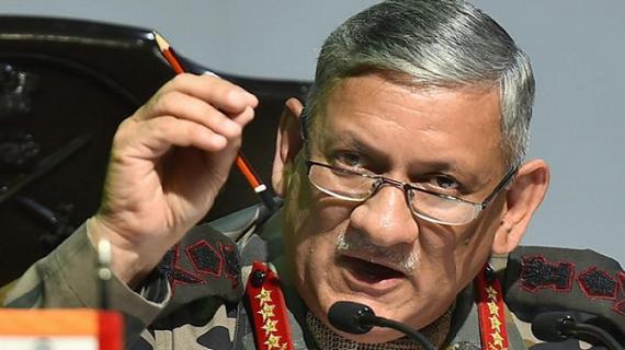 जम्मू-कश्मीरः मानवाधिकार उल्लंघन को लेकर संयुक्त राष्ट्र की रिपोर्ट को बताया बेबुनियाद- सेना प्रमुख
