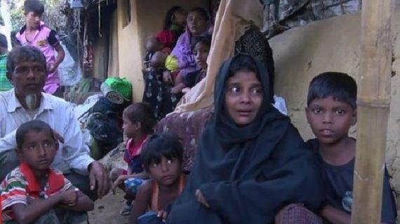 केंद्र सरकार ने रोहिंग्याओं के खिलाफ राज्यों को सख्त कदम उठाने को कहा