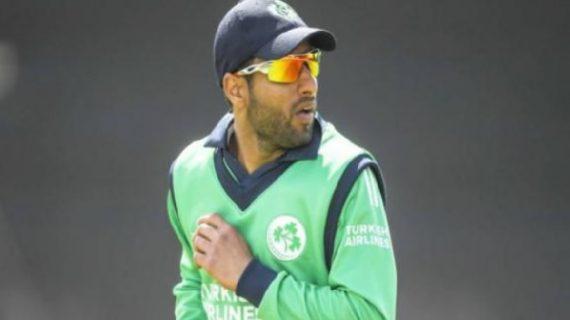 आयरलैंड की टीम में पंजाब के 'सिमी' सिंह को मिली जगह, भारत के खिलाफ खेलेंगें टी-20 मैंच