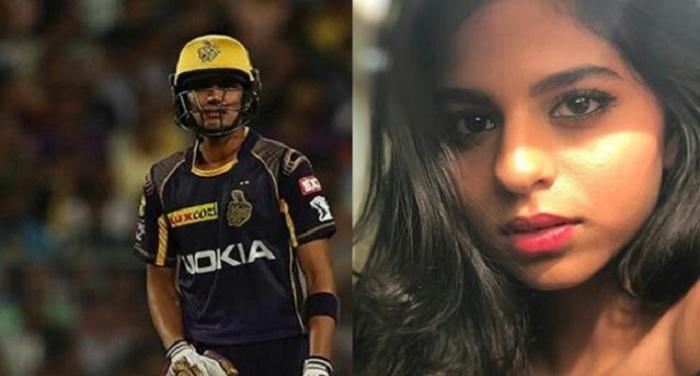 subhman gil इस क्रिकेटर को डेट कर रही हैं किंग खान की बेटी सुहाना! वायरल हुई अफेयर की खबरें
