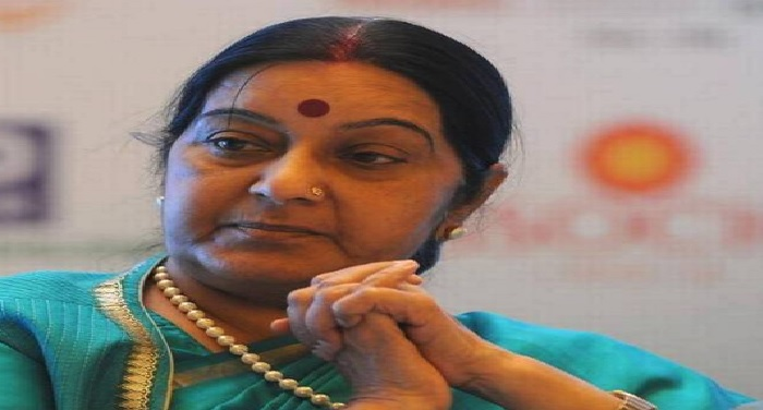 sushma swaraj अमेरिका ने भारत को अवगत कराया, प्रथम 2+2 वार्ता अपरिहार्य कारणों से स्थगित