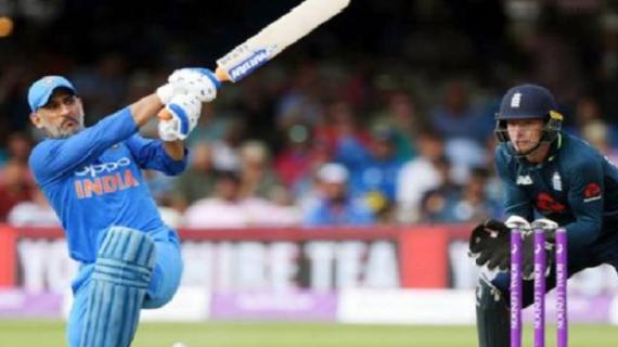 इंग्लैंड VS इंडिया-धोनी बने 10 हजार रन बनाने वाले चौथे भारतीय