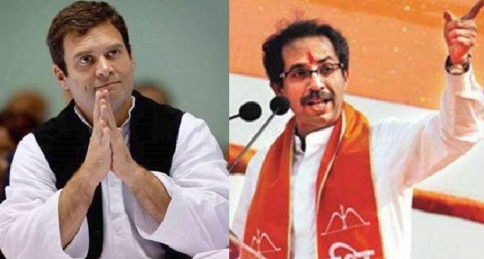 राहुल गांधी उद्धव ठाकरे राजनीतिक अटकलों के बीच कांग्रेस अध्यक्ष ने दी उद्धव ठाकरे को जन्मदिन की बधाई