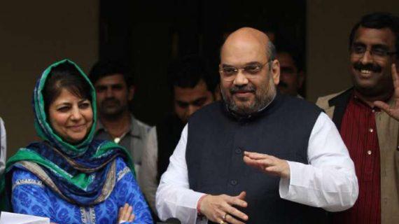 क्या बीजेपी फिर से बनाएगी कश्मीर मे सरकार?